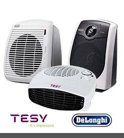 Вентилаторни печки и отоплителни уреди